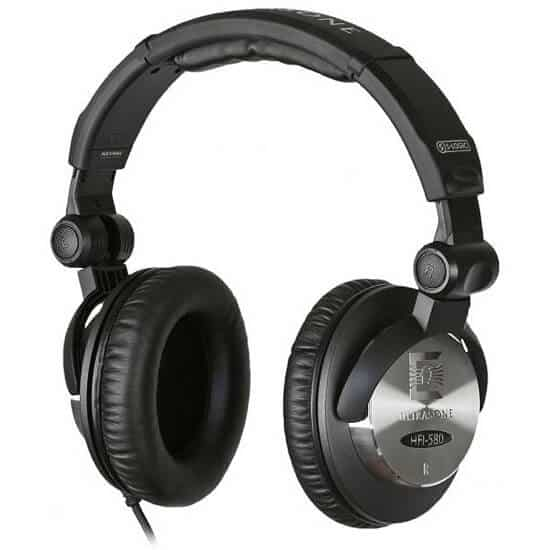 HFI 580+Foldable+Closed Back+Headphones+ +NEW+2008+MODEL 1